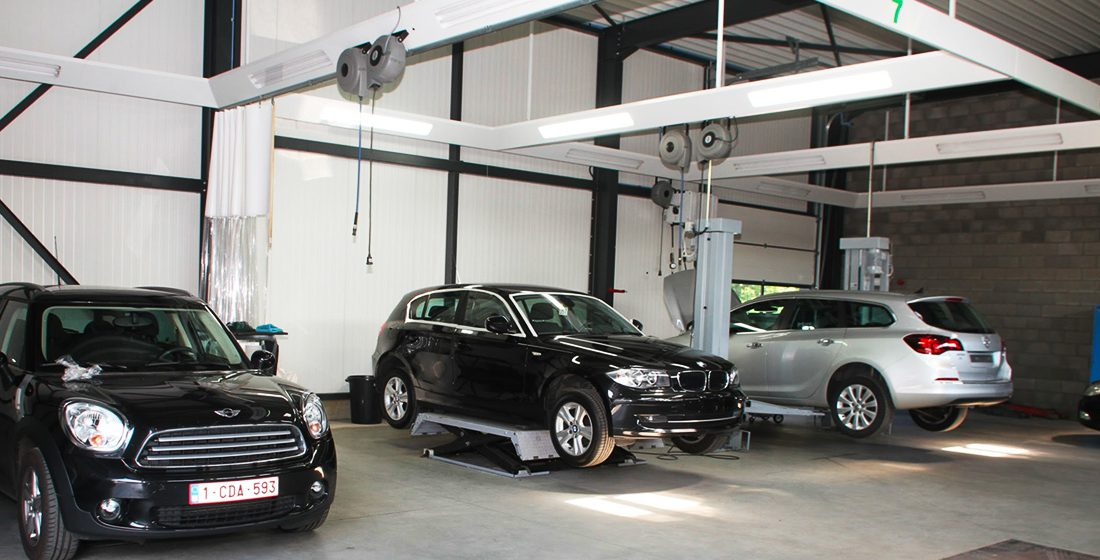 Garage, Carrosserie , voiture occasions à Pepinster · Spa · Theux